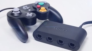GameCube controller adapter announced for Wii U – Radio Splode Highlight