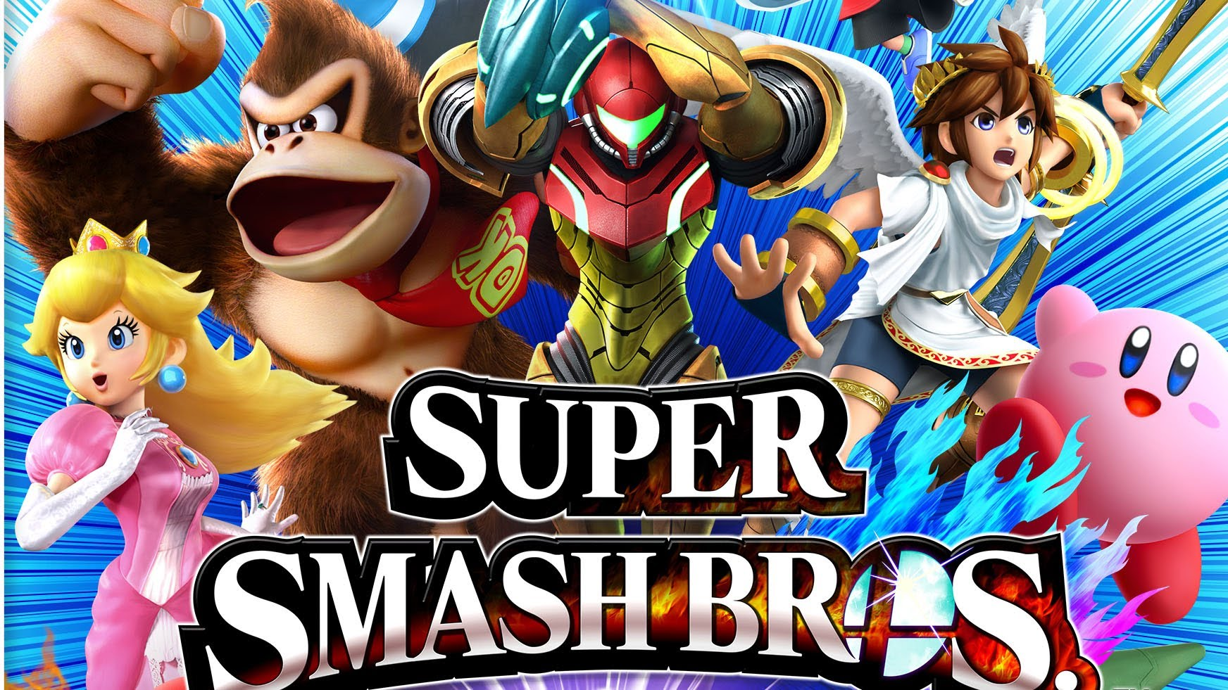 Super Smash Bros. Wii U Preview – Radio Splode Highlight