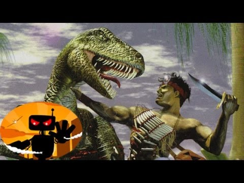 Turok: Dinosaur Hunter – Definitive 50 N64 Game #18