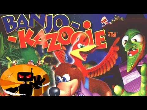 Banjo Kazooie – Definitive 50 N64 Game #7