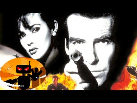 GoldenEye 007 – Definitive 50 N64 Game #3