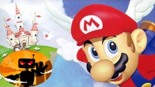 Super Mario 64 – Definitive 50 N64 Game #2