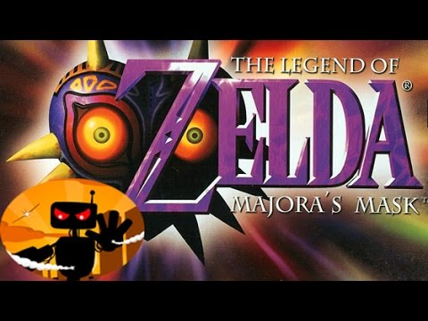 The Legend of Zelda: Majora's Mask – Definitive 50 N64 Game #4