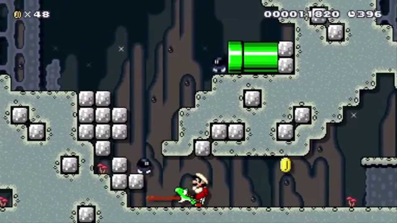 Splode Plays Super Mario Maker, Part 2