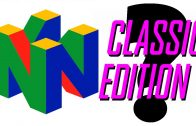 Will there be an N64 Classic Edition (Mini)?