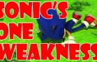 The only thing that can kill Sonic