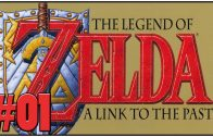 The Legend of Zelda: A Link to the Past – Definitive 50 SNES Game #01