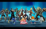 PlayStation All-Stars Battle Royale Announced for PS3 – Radio Splode Highlight