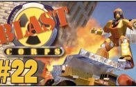 Blast Corps Review – Definitive 50 N64 Game #22