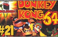 Donkey Kong 64 Review – Definitive 50 N64 Game #21