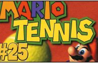 Mario Tennis Review – Definitive 50 N64 Game #25