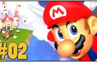 Super Mario 64 Review – Definitive 50 N64 Game #2