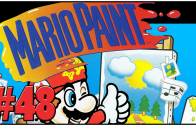 Mario Paint Review – Definitive 50 SNES Game #48