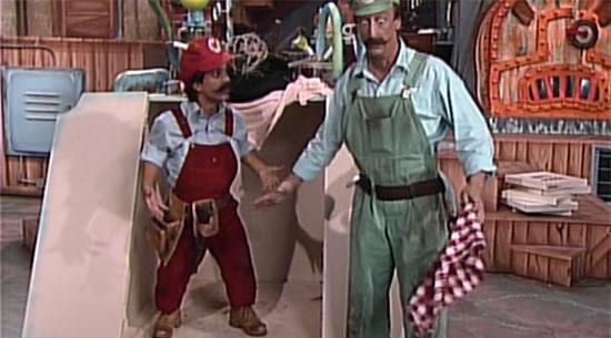 1 03 All Steamed Up Butch Mario The Luigi Kid Super Mario Bros
