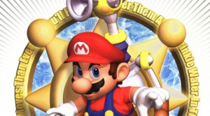 Super Mario Sunshine boxart