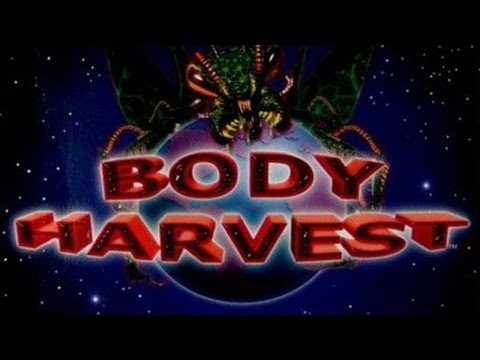 Body Harvest – Definitive 50 N64 Game #44
