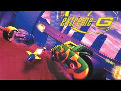 Extreme-G – Definitive 50 N64 Game #48