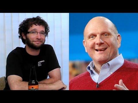 Radio Splode 80: Nintendo Loses a Dimension and Microsoft Loses a CEO