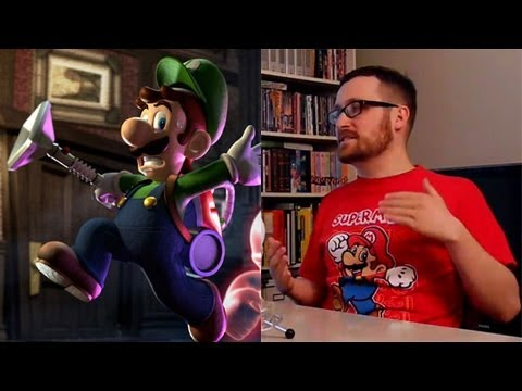 Radio Splode 68: Luigi's Mansion: Dark Moon, Zone of the Enders HD, and More
