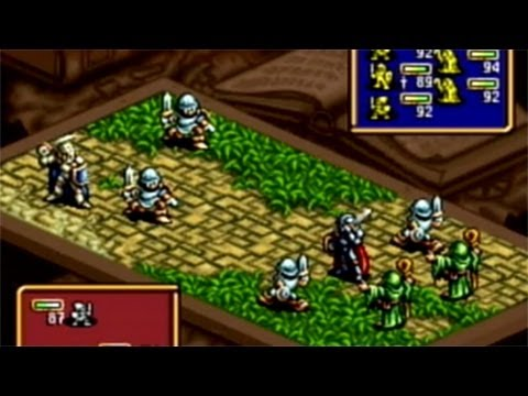 The Definitive 50 SNES Games #15 Ogre Battle: The March of the Black Queen