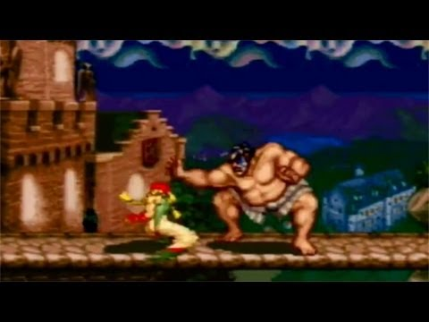 The Definitive 50 SNES Games: #8 Super Street Fighter II