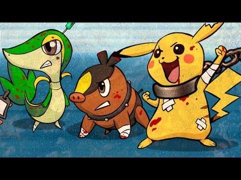 PETA Against Pokemon – Radio Splode Highlight