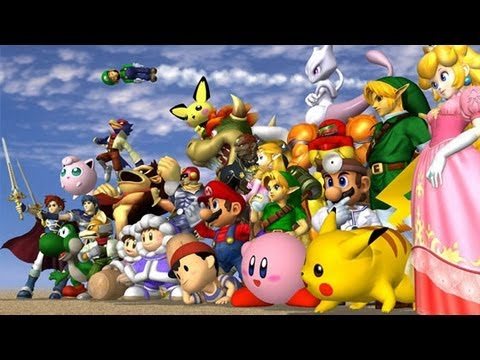 Who should be in Super Smash Bros. Wii U and 3DS? – Radio Splode Highlight