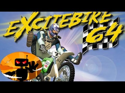 Excitebike 64 – Definitive 50 N64 Game #33