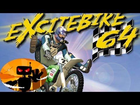 Excitebike 64 – Definitive 50 N64 Game #33