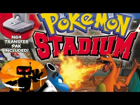 Pokémon Stadium – Definitive 50 N64 Game #31