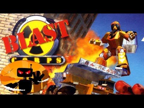 Blast Corps – Definitive 50 N64 Game #22