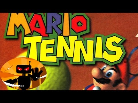 Mario Tennis – Definitive 50 N64 Game #25