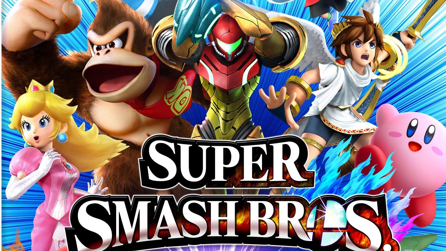 Super Smash Bros. Wii U Preview – Radio Splode Highlight