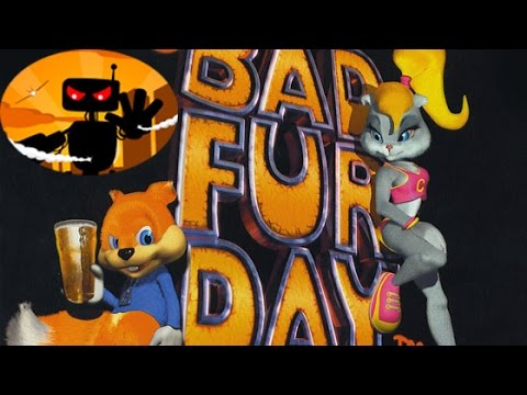 Conker's Bad Fur Day – Definitive 50 N64 Game #13