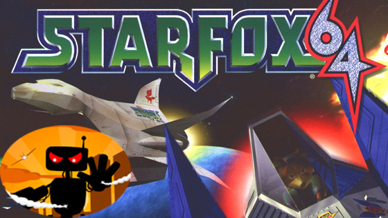 Star Fox 64 – Definitive 50 N64 Game #8