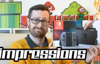 Nintendo Switch – First impressions/complaints