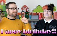 Happy 1st birthday Nintendo Switch!