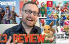 E3 2018 Nintendo Review