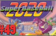 Super Baseball 2020 Review – Definitive 50 SNES Game #49