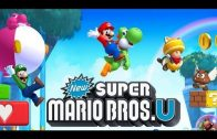 Let's Play New Super Mario Bros. U