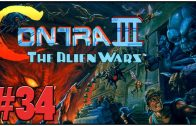 Contra III: The Alien Wars Review – Definitive 50 SNES Game #34