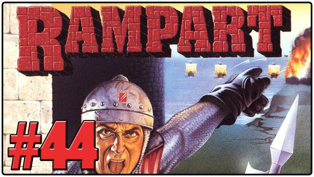 Rampart Review – Definitive 50 SNES Game #44 | Splodinator com