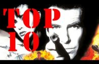 Top 10 Best Things About Goldeneye