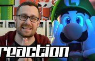 9.13.2018 Nintendo Direct Reaction – Luigi's Mansion 3!