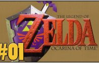 The Legend of Zelda: Ocarina of Time Review – Definitive 50 N64 Game #1