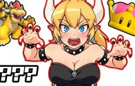 What is Bowsette? What is Peachette?